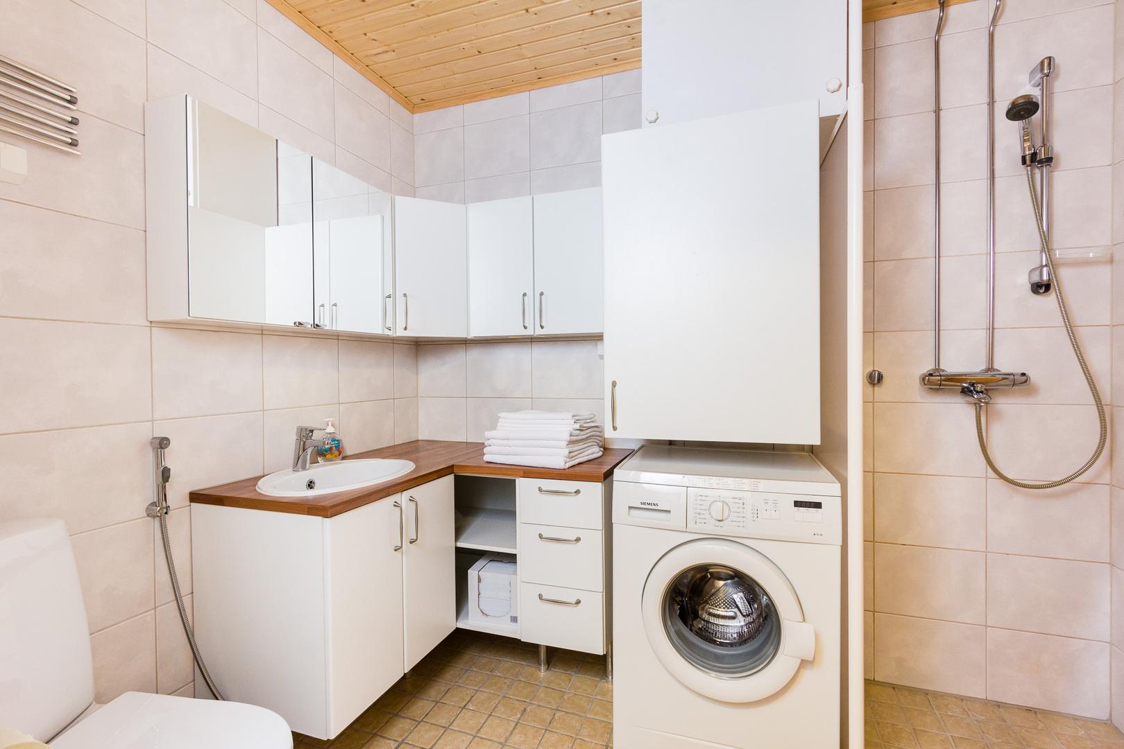 Tapionkeidas-kylpyhuone
