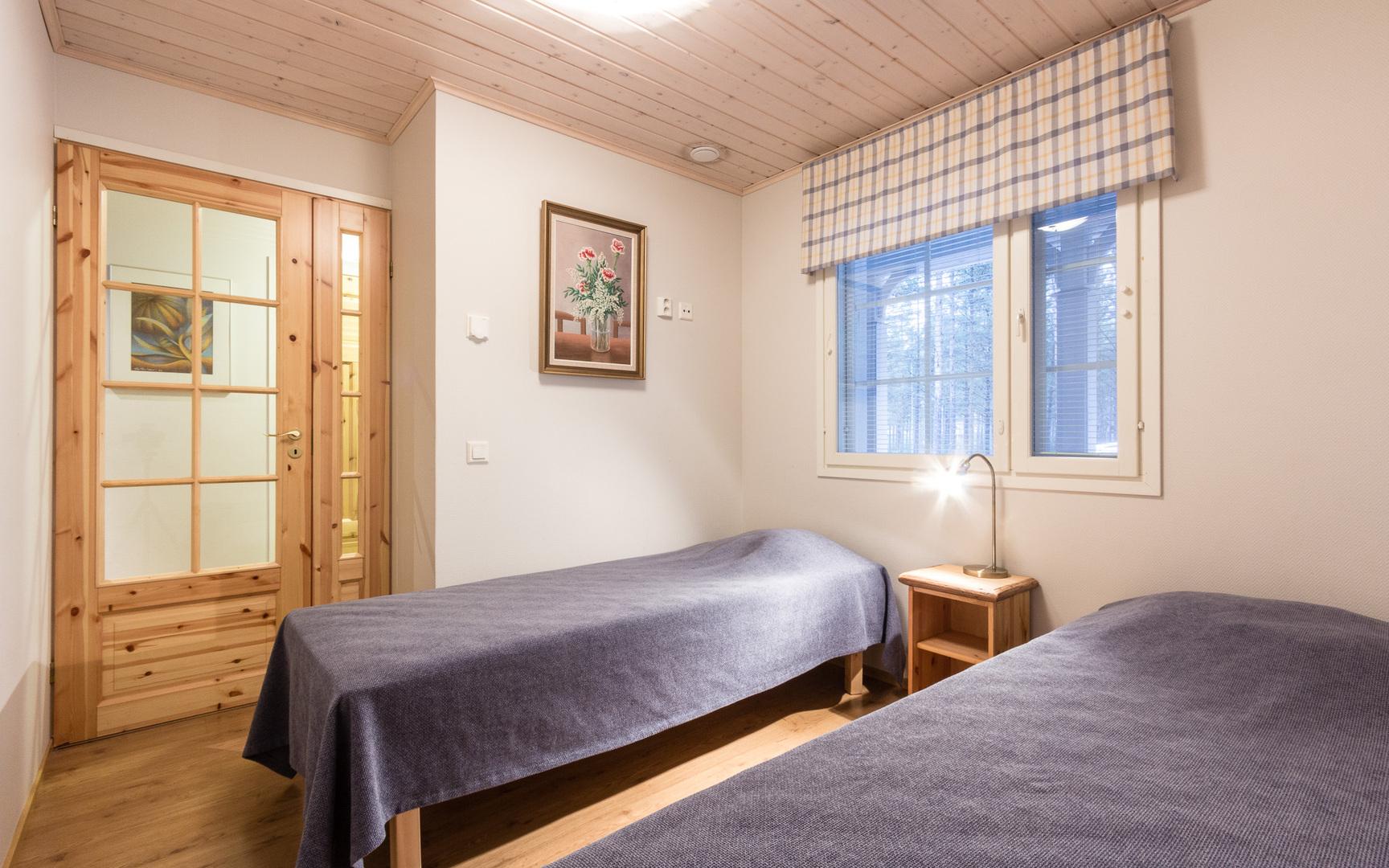 Tapionkeidas-makuuhuone
